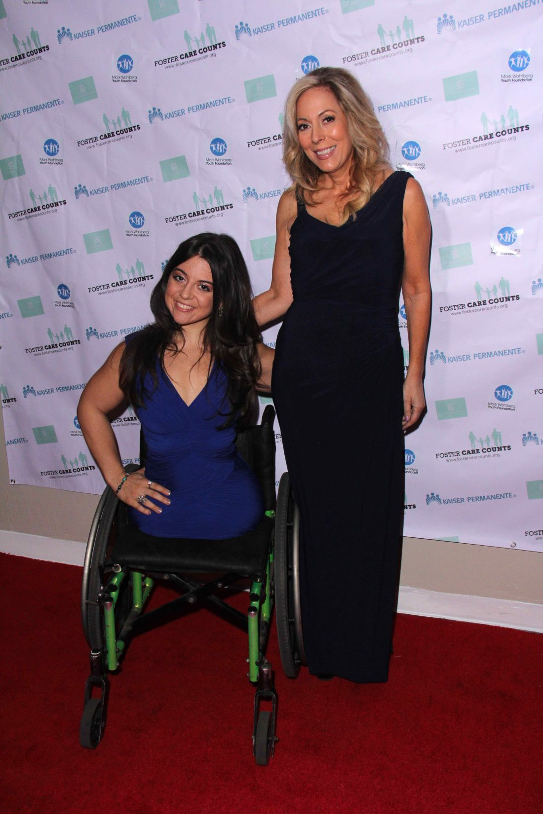 "Jennifer Bricker, Lauri Burns at the ""Foster The Future"" Gala Benfitting Freehab, Freehab Headquarters, Sun Valley, CA 11-15-14 David Edwards/Dailyceleb.com 818-249-4998"